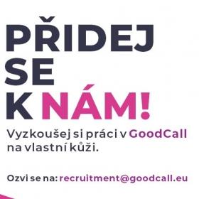 GoodCall hledá do svých recruiterských řad nové kolegy