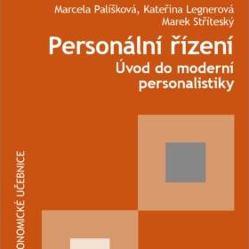 Nová učebnice KP: Personální řízení. Úvod do moderní personalistiky
