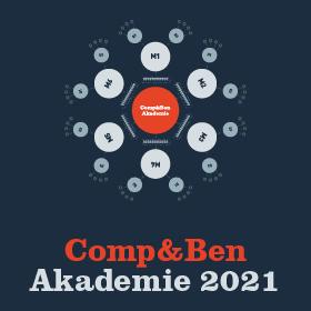 Prestižní vzdělávací program o odměňování Comp&Ben Akademie 2021
